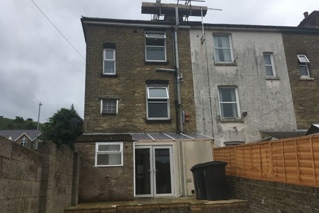 Thumbnail Terraced house to rent in Longfield Road, Dover