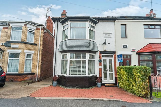 Thumbnail Semi-detached house for sale in Ings Road, Hull