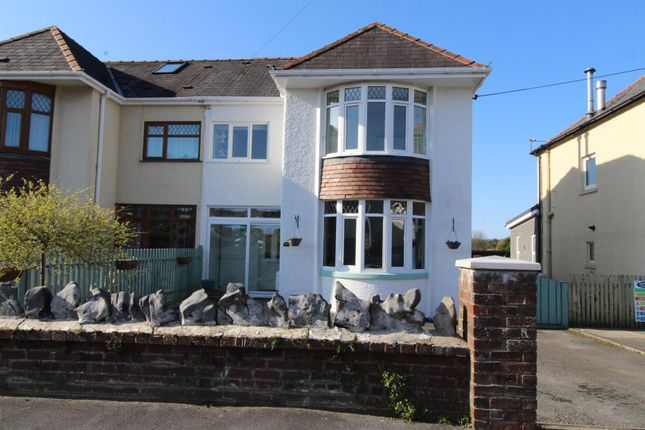 Thumbnail Semi-detached house for sale in Myddynfych, Ammanford