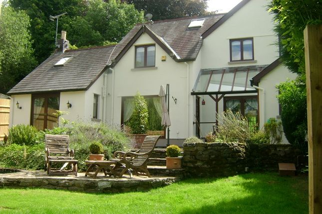 Thumbnail Detached house to rent in Catsash Road, Christchurch, Newport, S Wales.