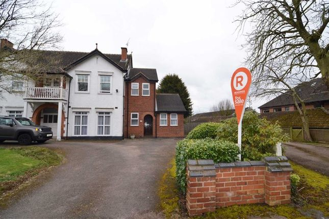 Thumbnail Flat for sale in Hawthorne Drive, Leicester