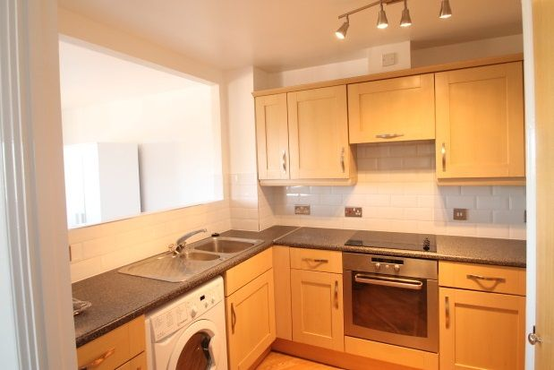 Thumbnail Flat to rent in Rushgrove Street, London