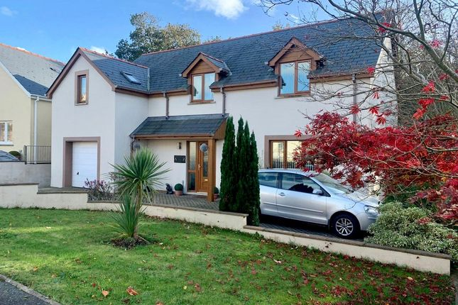 4 bed detached house for sale in Blackbridge Drive, Milford Haven SA73