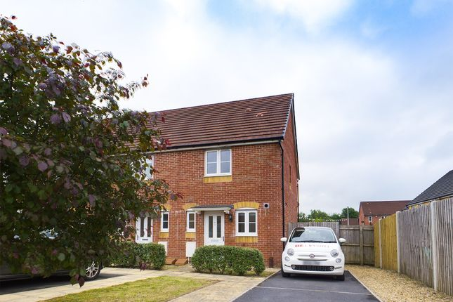 2 bed semi-detached house to rent in Ffordd Y Meillion, Penllergaer, Swansea SA4