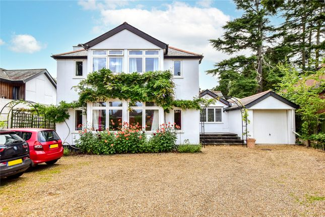 Thumbnail Detached house for sale in Heronsgate Road, Chorleywood, Hertfordshire