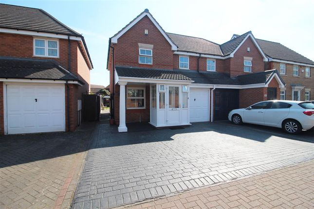3 bed semi-detached house for sale in St. Peter Croft, Wednesbury WS10