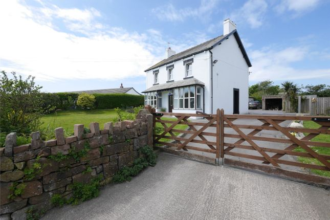 Thumbnail Detached house for sale in 49 Gosforth Road, Seascale, Cumbria