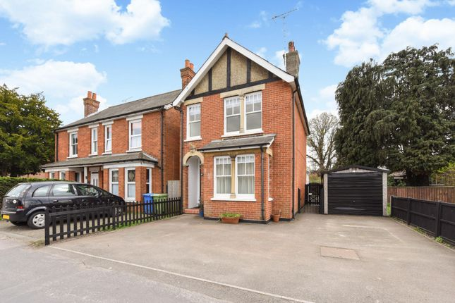 Thumbnail Detached house to rent in Victoria Road, Farnborough