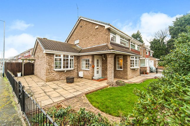 Thumbnail Semi-detached house for sale in Corona Drive, Hull