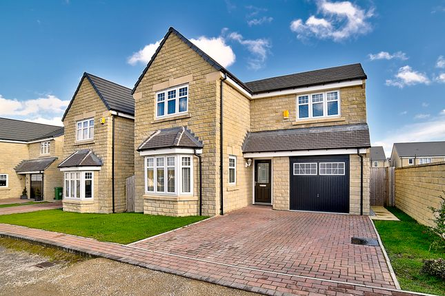 Thumbnail Detached house to rent in Pavilion View, Huddersfield