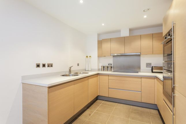 Kitchen of Neville House, 19 Page Street, Westminster, London SW1P