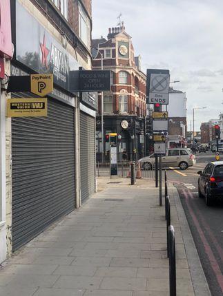 Thumbnail Retail premises for sale in North End Road, London, West Kensington