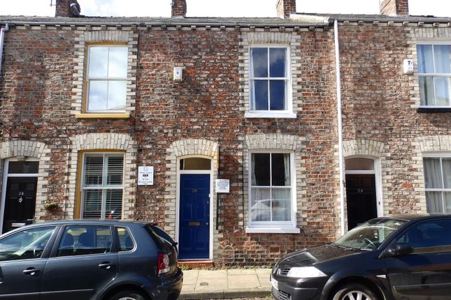 Thumbnail Terraced house to rent in Kyme Street, York