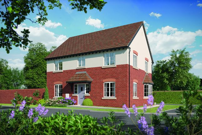 Thumbnail Detached house for sale in Fulford Hall Road, Tidbury Green, Solihull