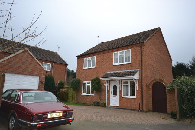 Thumbnail Detached house for sale in Stanton Road, Dersingham, King's Lynn