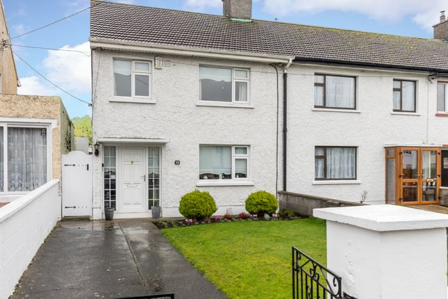 Thumbnail End terrace house for sale in Shantalla Drive, Beaumont, Dublin 9, Ireland