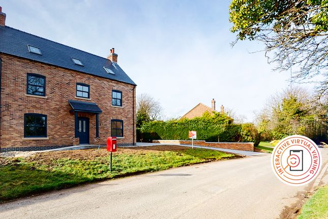 6 bed detached house for sale in Post Office Lane, Ashby-Cum-Fenby, Grimsby DN37