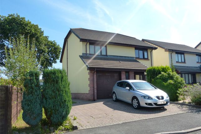 Thumbnail Detached house for sale in Trevaughan Lodge Road, Whitland, Carmarthenshire