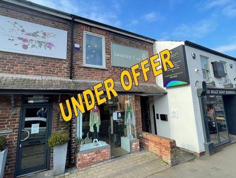 Thumbnail Retail premises for sale in 112 London Road, Stockton Heath, Warrington, Cheshire