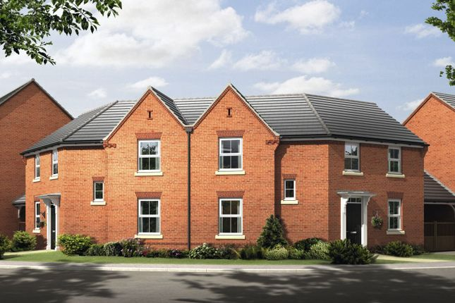 """Thumbnail Semi-detached house for sale in """"Fairway"""" at South Road, Durham"""