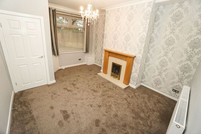 Thumbnail End terrace house to rent in Bosworth Street, Horwich, Bolton