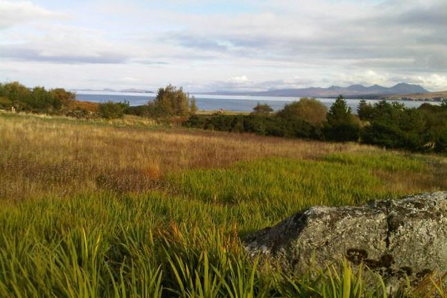 Thumbnail Land for sale in Columba Court, Laide, Achnasheen