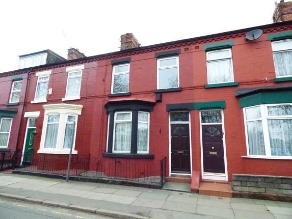 Thumbnail Terraced house for sale in Wellington Road, Wavertree, Liverpool, Merseyside