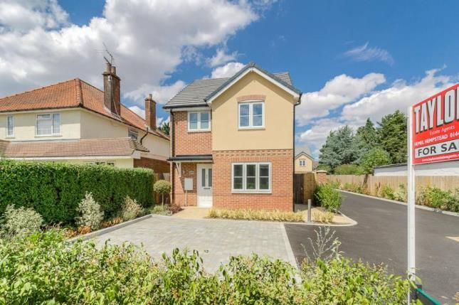 Thumbnail Detached house for sale in Jubilee Close, Adeyfield Road, Hemel Hempstead, Hertfordshire