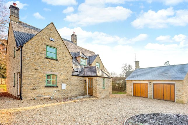 Thumbnail Detached house for sale in Somerford Keynes, Cirencester