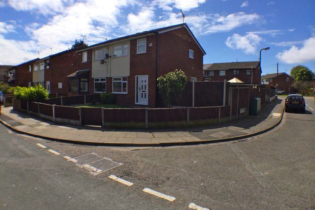 Thumbnail Semi-detached house for sale in Rawson Road, Seaforth, Liverpool