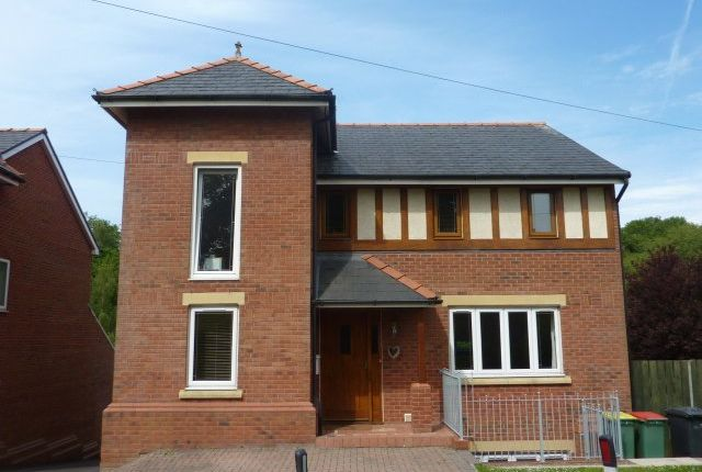 Thumbnail Detached house to rent in Fernyhalgh Lane, Fulwood, Preston