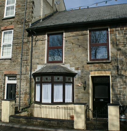 Thumbnail Terraced house for sale in Pontwelly, Llandysul