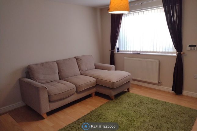 2 bed terraced house to rent in Red Rose Court, Burton-On-Trent DE15