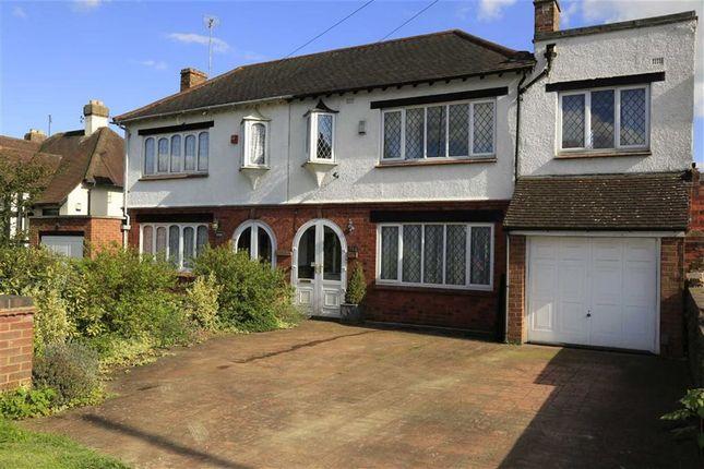 Thumbnail Semi-detached house for sale in Billing Road East, Abington, Northampton