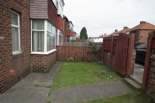 Thumbnail Property to rent in Druridge Drive, Newcastle Upon Tyne