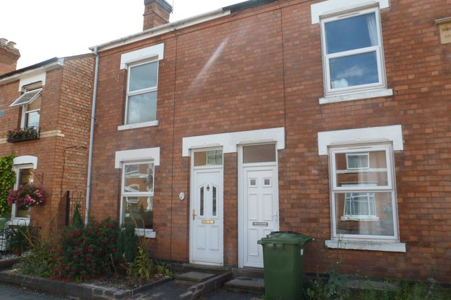 2 bed terraced house to rent in Blakefield Road, Worcester WR2