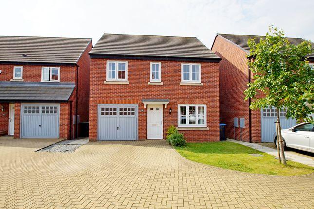 Thumbnail Detached house for sale in Sandgate, Coxhoe, Durham