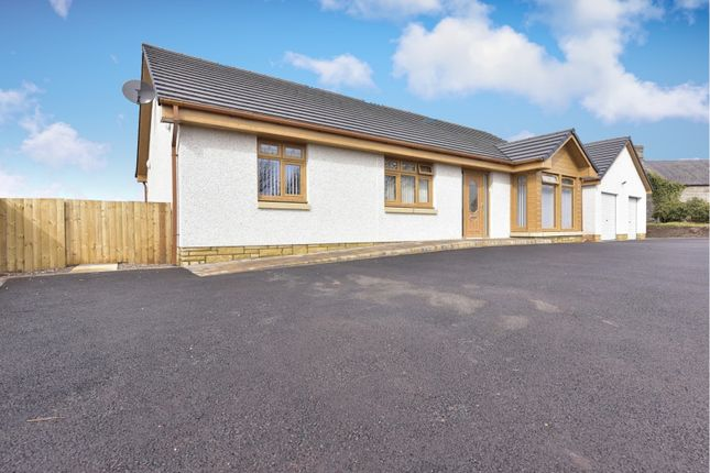 Thumbnail Detached bungalow for sale in Dunsyre Road, Newbigging