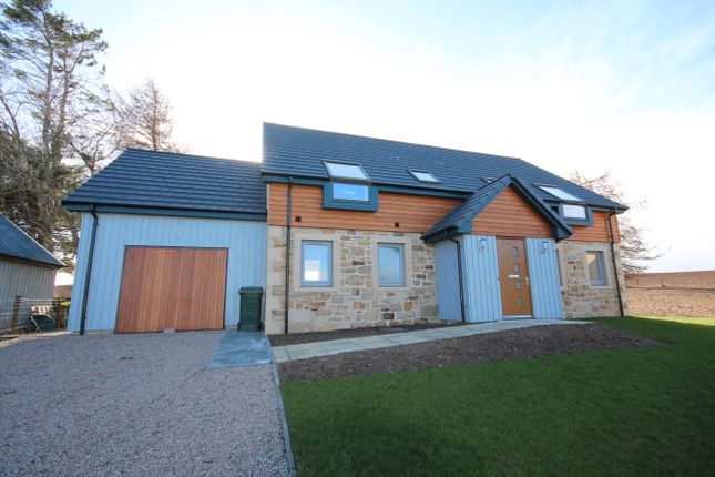 Thumbnail Detached house for sale in Kinloss, Forres