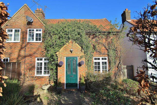Thumbnail End terrace house for sale in Send, Woking, Surrey
