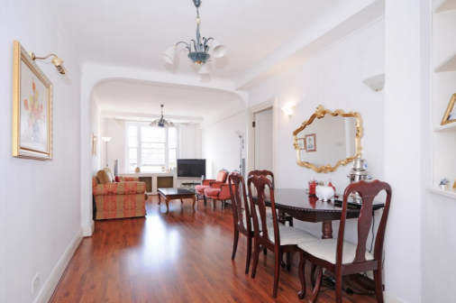 3 bed flat for sale in Gloucester Place, London NW1