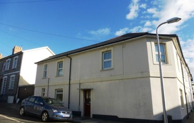 Thumbnail Flat for sale in Coronation Terrace, Penarth