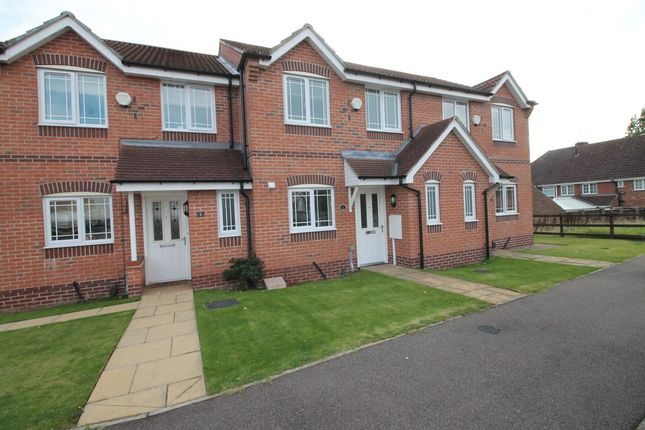 Thumbnail Terraced house to rent in St. James Gardens, Mansfield Woodhouse, Mansfield