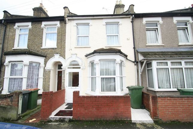 Thumbnail Terraced house for sale in Wakefield Street, East Ham, London