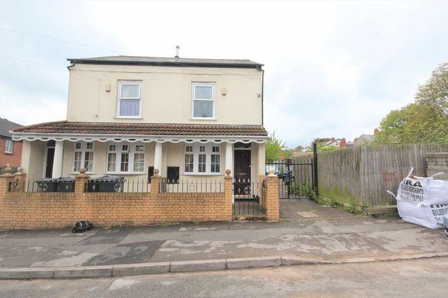 Thumbnail Semi-detached house to rent in Harts Road, Saltley, Birmingham