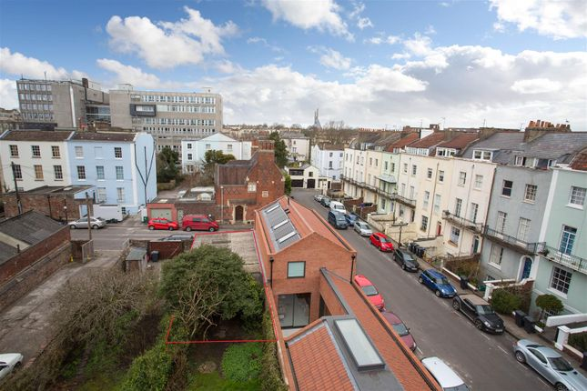 Thumbnail Land for sale in Meridian Place, Clifton, Bristol