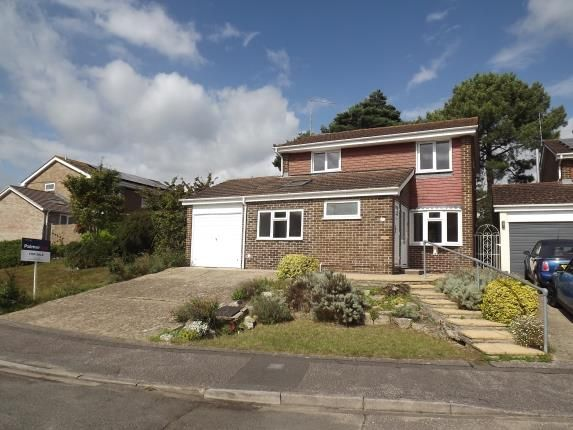 Thumbnail Detached house for sale in Lees Close, Christchurch