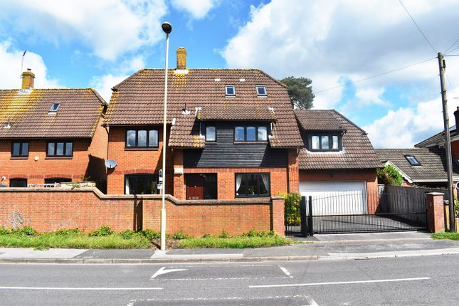 Thumbnail Detached house for sale in Southampton Road, Ringwood