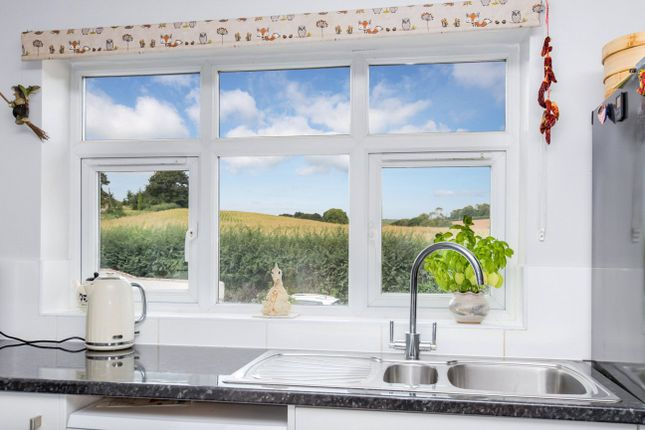 Thumbnail Detached house for sale in Oakhayes Road, Woodbury, Exeter