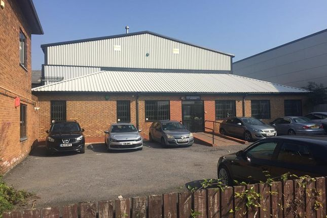 Thumbnail Light industrial to let in Unit 4/5 Earls Park North, Earlsway, Team Valley Trading Estate, Gateshead, Tyne & Wear